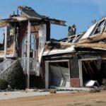 Во Франции мужчина взорвал дом, пытаясь убить муху