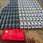 Китайская компания подарила сотрудникам 4116 автомобилей