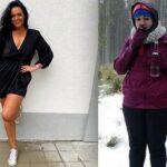 Бывшая алкоголичка похудела на 42 кг и готовится к Олимпиаде