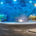 На Фарерских островах завершили строительство первой в мире автомобильной развязки на дне Атлантического океана