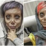 Иранскую «Анджелину Джоли» приговорили к 10 годам лишения свободы