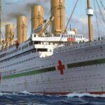 Лайнер «Британник» — короткая жизнь младшего брата «Титаника» или как спастись в трёх кораблекрушениях подряд