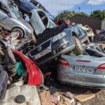 Прощание с автомобилем, что можно найти на автосвалках Германии