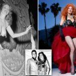 В возрасте 93 лет умерла легендарная танцовщица бурлеска Темпест Сторм