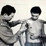 Как советские хирурги разминировали живого человека