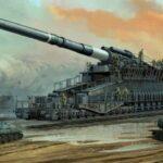Почему Гитлер ругал своих солдат за обстрел советского склада боеприпасов царь-пушкой «Дора»