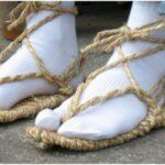 Самураи носили сандалии всегда, даже на войне… А почему
