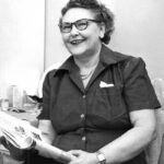 «Хихикающая Бабушка» Нэнни Досс — американский серийный убийца