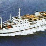 Крупнейшее кораблекрушение в мирное время за всю историю