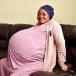 Жительница Южной Африки родила десятерню, все живы