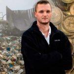 Британец случайно выбросил диск с биткоинами на 287 млн долларов
