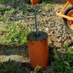 Как сделать фундамент из канализационных ПВХ труб