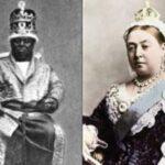 Невероятная история о том, как королева Британии вышла замуж за царя зулусов