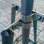 Как сделать металлический хомут для труб
