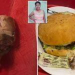 Женщина нашла в «великолепном гамбургере» палец. Его лишился сотрудник кафе
