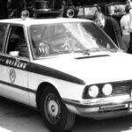 BMW в советской милиции