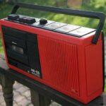 Самые необычные кассетные магнитофоны советской эпохи